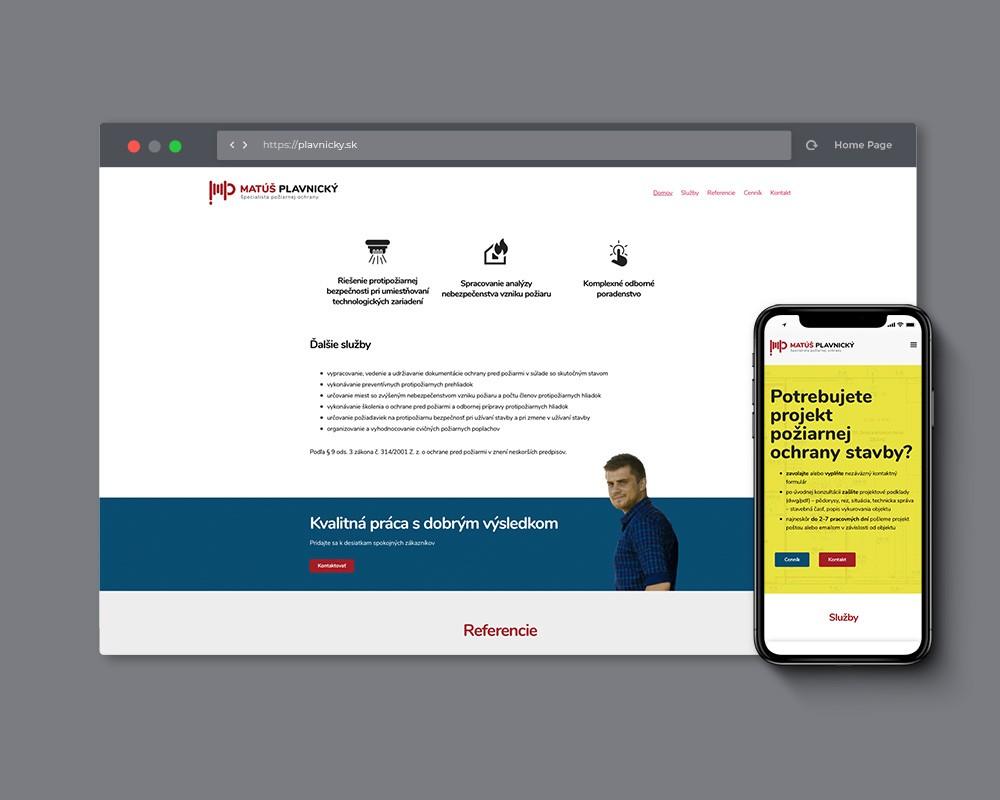 Portfólio - Identita - Web